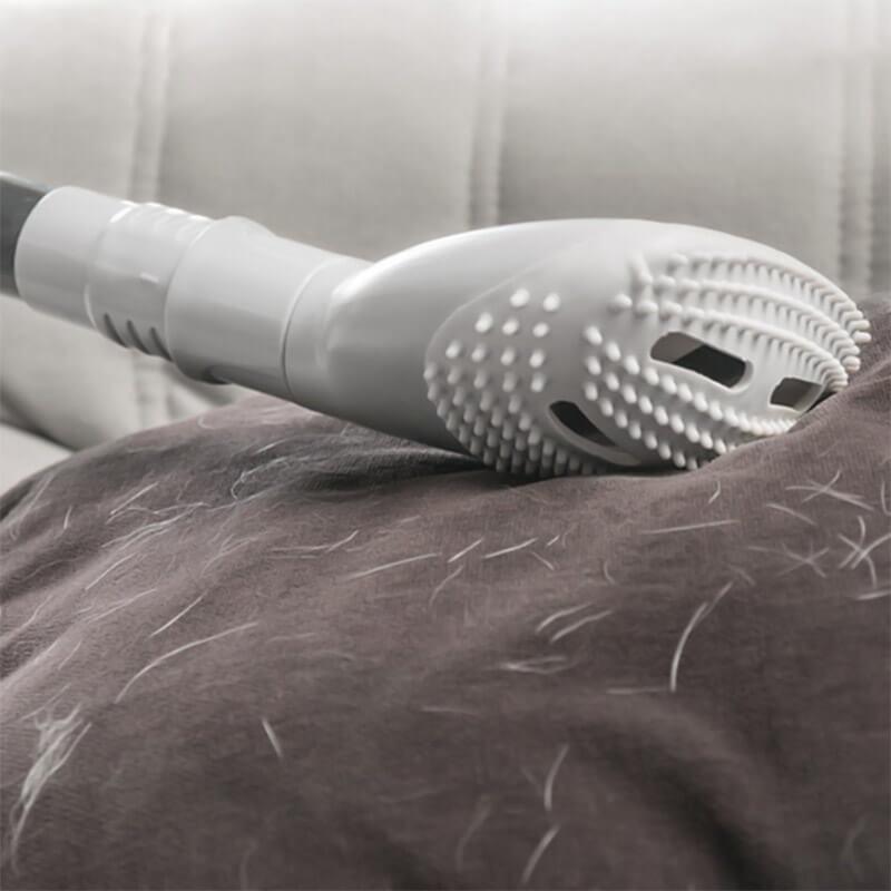 Vakuumska krtača za odstranjevanje dlak