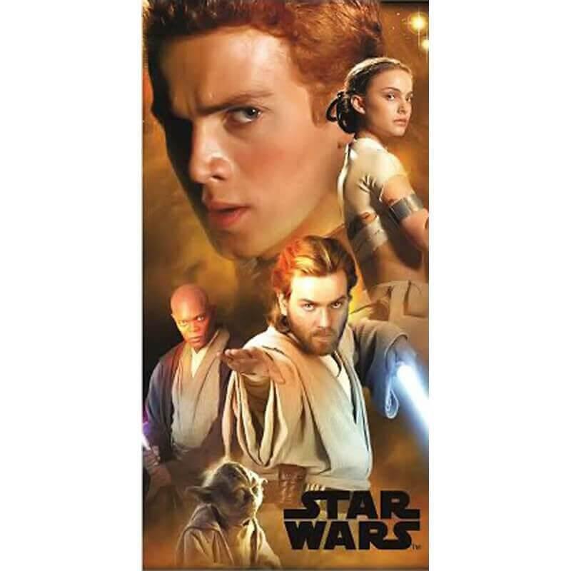 Brisača Vojna Zvezd Jediji