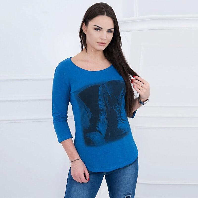 Majica S Potiskom Superg