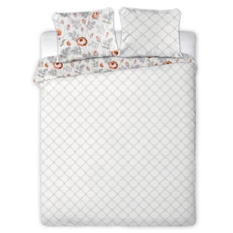 Obojestranska posteljnina Grey