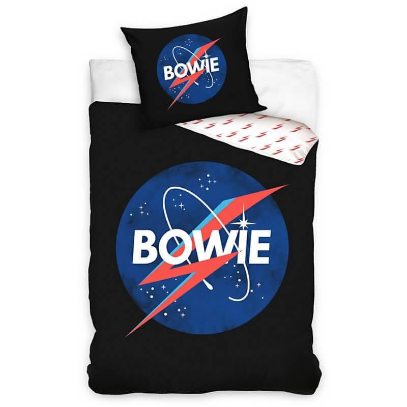 Posteljnina David Bowie
